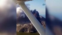 PAPUA YENI GINE - Papua Yeni Gine'de Volkanik Patlama Nedeniyle Ada Boşaltıldı
