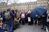CHARLİE HEBDO - Paris'te 2015 Yılında Hayatını Kaybeden Terör Kurbanları Anıldı