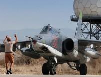 LAZKİYE - Rus askeri üssüne saldırı