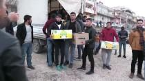 SÜLEYMANIYE - Şanlıurfa Semasına 'Güvercin Döküldü'