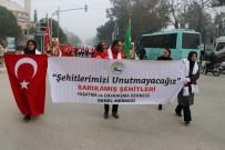 SELÇUK ÖZDAĞ - Sarıkamış Şehitleri Manisa'da Anıldı