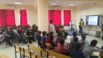 HACıRAHMANLı - Saruhanlılı Öğrencilere Verem Eğitimi