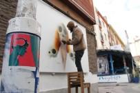 ESKIŞEHIR OSMANGAZI ÜNIVERSITESI - Şehri Grilikten Kurtarmanın Yolu Sokaklarını Boyamak