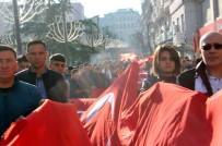 ALİ FUAT ATİK - Siirt'te Sarıkamış Şehitleri İçin Yürüyüş
