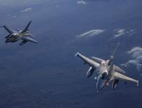 HAVA HAREKATI - TSK'dan saldırı hazırlığındaki teröristlere hava harekatı