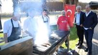 MUHARREM USTA - Trabzonspor'da Barbekü Partisi
