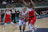 Türkiye Kadınlar Basketbol Ligi Açıklaması Yalova VIP Açıklaması 73 - İstanbulgücü Açıklaması 62