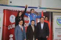 KUPA TÖRENİ - Türkiye Kadınlar Güreş Şampiyonası Sona Erdi