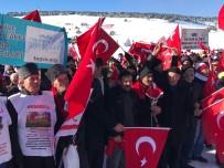 ENVER PAŞA - Türkiye Şehitleri İçin Yürüdü