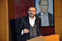 Ünal, Kılıçdaroğlu'nu Memleketi Tunceli'de Eleştirdi