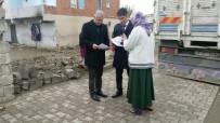 KÖMÜR YARDIMI - Yenişehir'de Üşüyen Tek Bir Aile Kalmayacak
