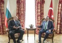 DOSTLUK KÖPRÜSÜ - Yıldırım, Bulgaristan Başbakanı Borisov İle Görüştü
