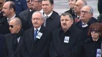 CENAZE NAMAZI - 16. Dönem Konya Milletvekili Akıncı İçin TBMM'de Tören Düzenlendi