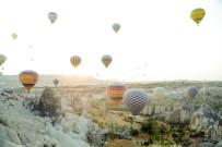 KAPADOKYA - 2017'De 247 Gün Balon Turu Yapıldı