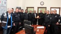 ADLIYE SARAYı - 31 Yıllık Polis Törenle Emekliye Ayrıldı