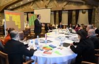 İBRAHIM BURKAY - '4 Mevsim Uludağ Çalıştayı' Sona Erdi
