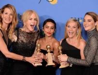 ANGELİNA JOLİE - Oscar'ın habercisi Altın Küre ödülleri sahiplerini buldu