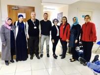 AK Parti Kepez Teşkilatından Kan Bağışı