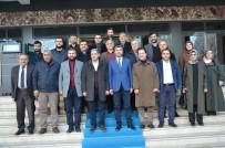 İLÇE SEÇİM KURULU - AK Parti Yeşilyurt İlçe Başkanı Yalçınkaya Mazbatasını Aldı