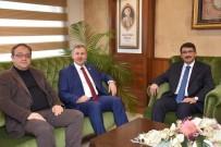 SELÇUK ÖZDAĞ - AK Partili Özdağ'dan 'Yılın Belediye Başkanına' Tebrik
