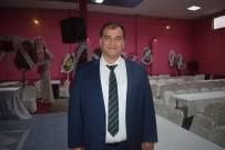 GÜVEN OYU - Alaşehir Pazarcılar Odası'nda Ümit Marhan'a Güvenoyu