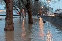 DUISBURG - Almanya'da sel tehlikesi