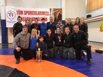 GÜMÜŞ MADALYA - Altınova Tersaneler Spor Kulübü İkinci Oldu