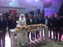 FERIT KARABULUT - Altıntaş Kaymakamı Musa Kazım Çelik Evlendi