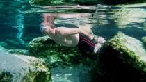 ANADOLU'nun TERMAL ZENGİNLİKLERİ - 'Beyaz Cennet'in Antik Havuzunda Kaplıca Keyfi