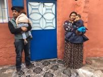 ATAŞEHİR BELEDİYESİ - Ataşehir'de Evi Yanan Ailenin Yaraları Sarıldı