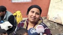 GECEKONDU - Ataşehir'deki Gecekondu Yangını