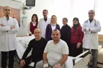 DİYABET HASTASI - Baba Ve Oğul Şeker Hastalığını Anka'da Yendi