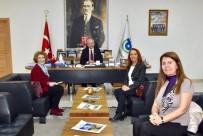 KADİR ALBAYRAK - Başkan Albayrak, KASAİD Temsilcilerini Ağırladı