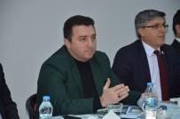 BALIK PAZARI - Başkan Bakıcı Birim Müdürleri İle Bir Araya Geldi