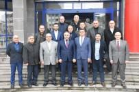 Başkan Dursun Ay'a MHP'den Ziyaret