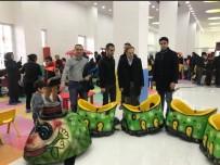 Başkan Epcim, Çocuk Aktivitelerini İnceledi
