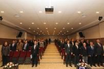 KUTSAL EMANETLER - BEÜ'de 'Fahrettin Paşa' Konulu Panel