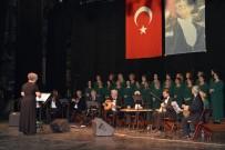 TÜRK MÜZİĞİ - Büyükşehir'den Bayanlar Türk Müziği Topluluğu Konseri