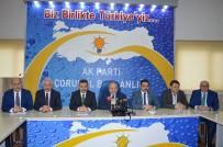 Çorum'un Havaalanı Talebi Cumhurbaşkanı Erdoğan'a İletilecek