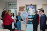 Devlet Hastanesinde 'Minik Kalpler' Odası Oluşturuldu