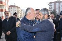 Dursunbey Belediye Başkanı Umre'ye Gitti
