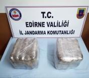 Edirne'de 11 Kilo 404 Gram Skunk Yakalandı
