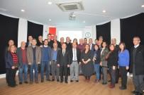 ERDEMIR - Efeler Kent Konseyi 2. Genel Kurulu Yapıldı