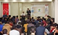 RıDVAN FADıLOĞLU - Fadıloğlu, Öğrencilerle Buluştu