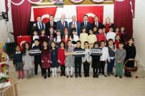 SANAT ATÖLYESİ - Fatih Duruay, Minik Öğrencilerin Şiir Programına Katıldı