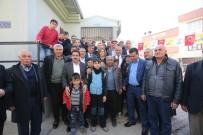 EYÜP SULTAN - Fatma Şahin Eyup Sultan Mahallesini Dinledi