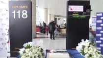 ESENBOĞA HAVALIMANı - Fly Bağdat Hava Yollarının Ankara-Bağdat Uçuşları Başladı