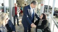 FUTBOL SAHASI - Gazhane Kültür Parkı Ve 140. Yıl Parkı Binlerce Vatandaşı Misafir Etti