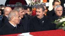 MUSTAFA DESTICI - Hacaloğlu Son Yolculuğuna Uğurlandı