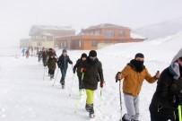 Hakkari Kayak Merkezi Cıvıl Cıvıl